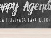 Nueva Happy Agenda 2015-2016 ¡con fantásticos regalos!