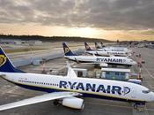 Ryanair transporta 10,4 millones pasajeros agosto.