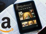 Amazon planea sacar Kindle Fire dólares