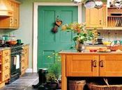 Cómo redecorar vieja cocina pueblo