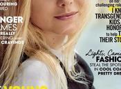 Elle Fanning protagoniza portada para Teen Vogue