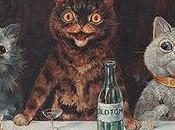 gatos psicodélicos Louis Wain
