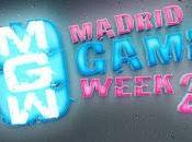 Lista juegos compañías confirmadas para Madrid Games Week 2015