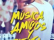 """Tráiler afiche """"Música, Amigos Fiesta"""", film protagonizado Efron"""