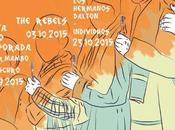 museum, hermanos dalton rebels casa ruedas live