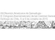 Reunión Americana Genealogía, Santiago Chile