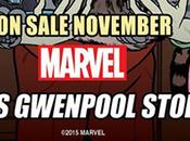 Gwenpool debuta noviembre apadrinada 'Howard Duck'