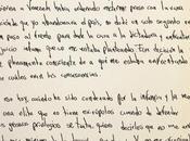 carta Leopoldo López