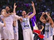 Argentina clasificada Juegos Olímpicos básquet