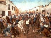 Guerra Independencia Toledo: Guerrillas Operaciones castigo