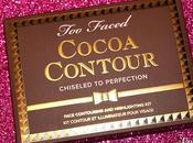 Paleta Cocoa Contour Faced