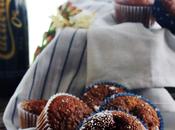 Muffins cacaolat frambuesas galletas avenacol para vuelta cole