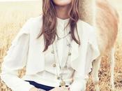 Josephine Tutour posa para Neiman Marcus