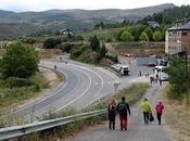 Camino Santiago Invierno, Valdeorras Quiroga.