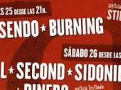 Azuqueca Live Festival: Sidonie, Izal, Dinero, Second...