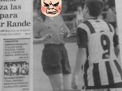 Arbitros Ourense: tiene padrinos bautiza, mueve atiza... pero nunca será portada