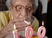 Tabaquismo, cáncer longevidad.