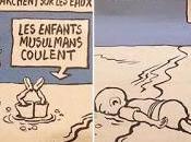 ¿Charlie Hebdo burla niño sirio Aylan Kurdi?