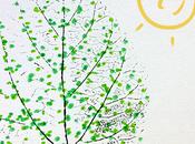 Árboles hojas, actividad excusas