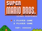 Super Mario Bros ayer cumplió años, menos creemos