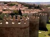 paseo murallas Ávila