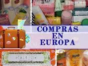 COMPRAS EUROPA (Etos, Boots, Carrefour Lá-Lá)