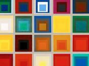 Algunos apuntes composición cuadrados color