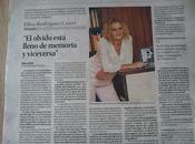 Entrevista sobre `dime quién fui´, novela elisa rodríguez court