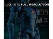 Toys presenta figura especial Iron Mark