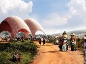 """proyecto """"Droneport"""" Ruanda, Foster Partners"""