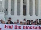Batalla contra bloqueo pleno Capitolio Washington
