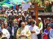 Festividad Exaltación Santa Cruz Orqu Phista como Patrimonio Cultural Nación