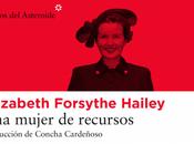 Elizabeth Forsythe otras lectutas