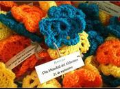 septiembre: reparto flores Mundial Alzheimer