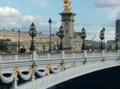 Puente Alejandro III, París (1): Vista general