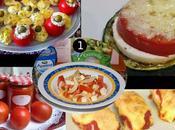 Recetas domingo: Tomates