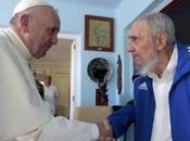 papa francisco reúne fidel castro casa (+video)