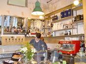 Bistro, cafetería acogedora Eixample