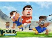 Impresiones Kopanito All-Stars Soccer, acción balompedística simple directa