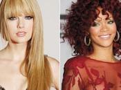Rihanna cantará Taylor Swift nunca