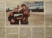 Articulo realizado Hector Jimenez (Diario Burgos), sobre nuestro blog, Minecrafteate!