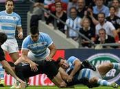 Mundial Rugby: Pumas asustaron Blacks, pero pudieron resistir.