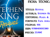 Reseña: Revival, Stephen King