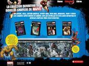 Lista Tentativa Colección Definitiva Novelas Gráficas Marvel Perú.