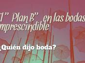 """Plan Bodas: Imprescindible"