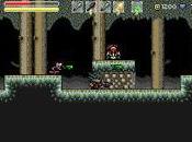 Evil Hazard, plataformas pixeladas vieja escuela probar habilidad