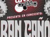 Costello Club celebra décimo aniversario concierto Gran Cañón