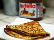Crepes Nutella. Receta fácil