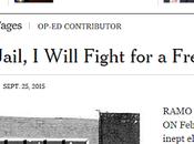 Leopoldo López York Times