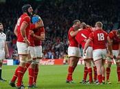 Golpe Twickenham: Gales ganó Inglaterra dejó rojo vivo Grupo